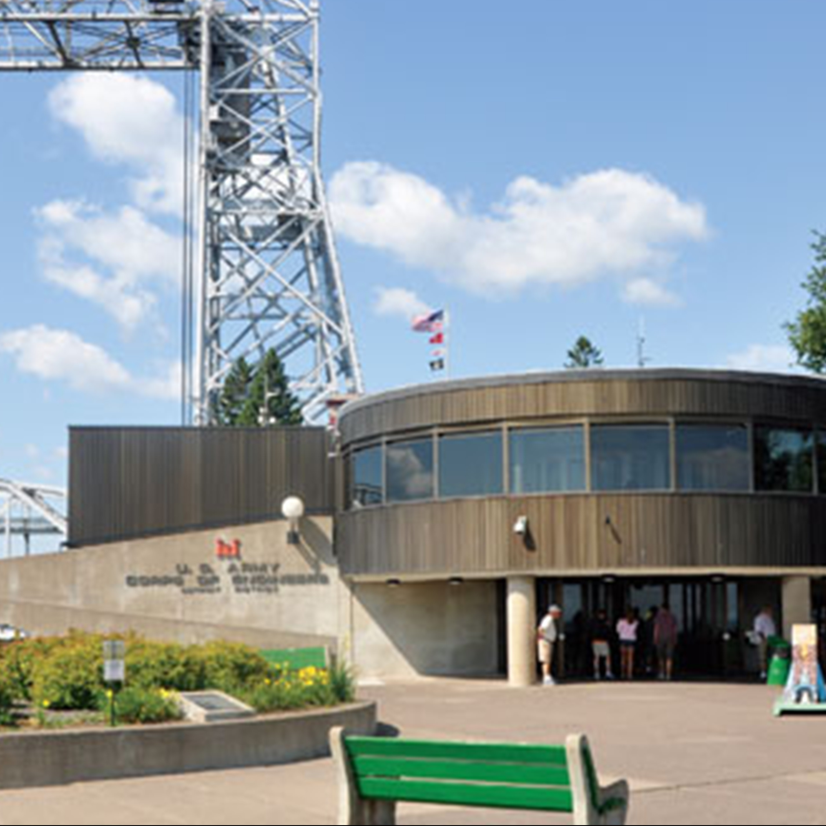 Lake Superior Maritime Visitor Center