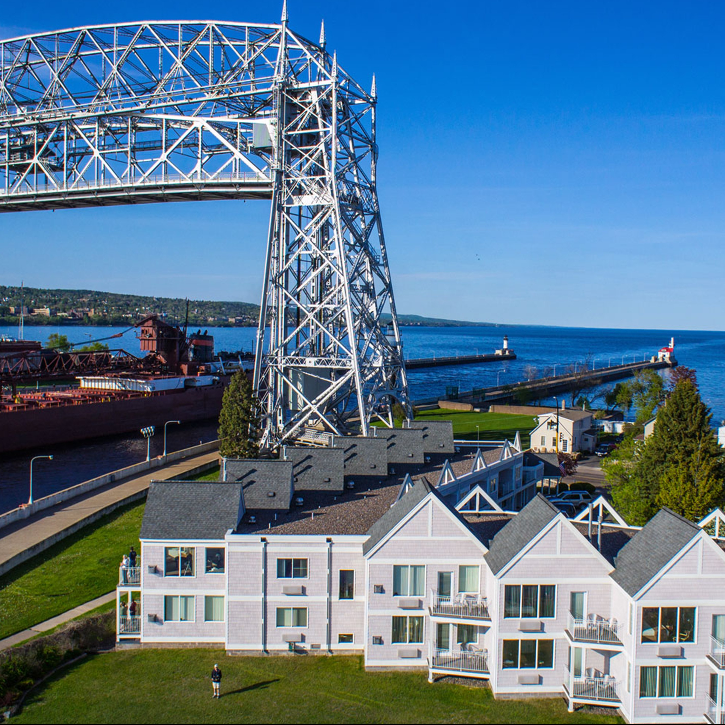 South Pier Inn Lake Superior Hotel In Canal Park