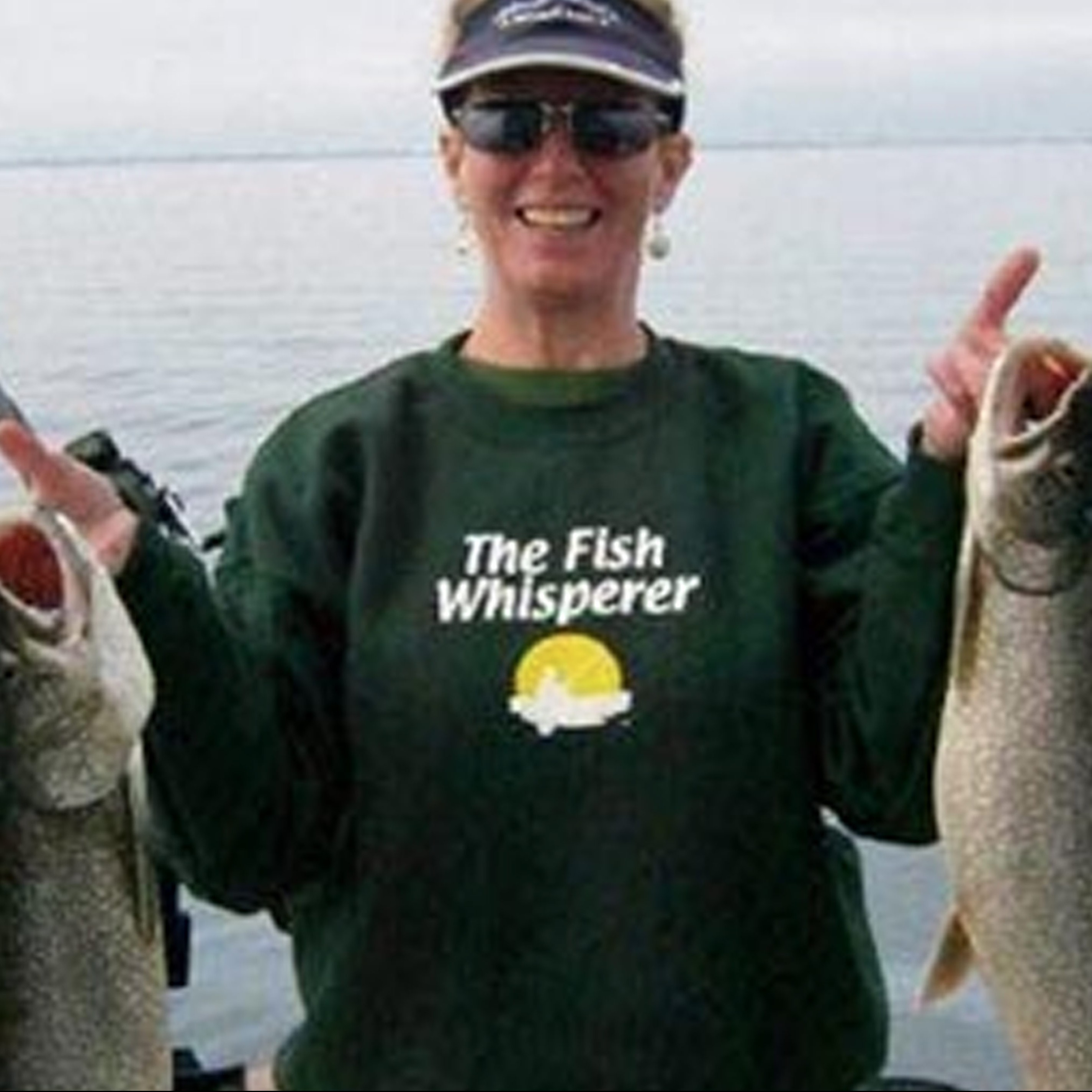 Duluth charter fishing guides in duluth minnesota for Charter fishing duluth mn
