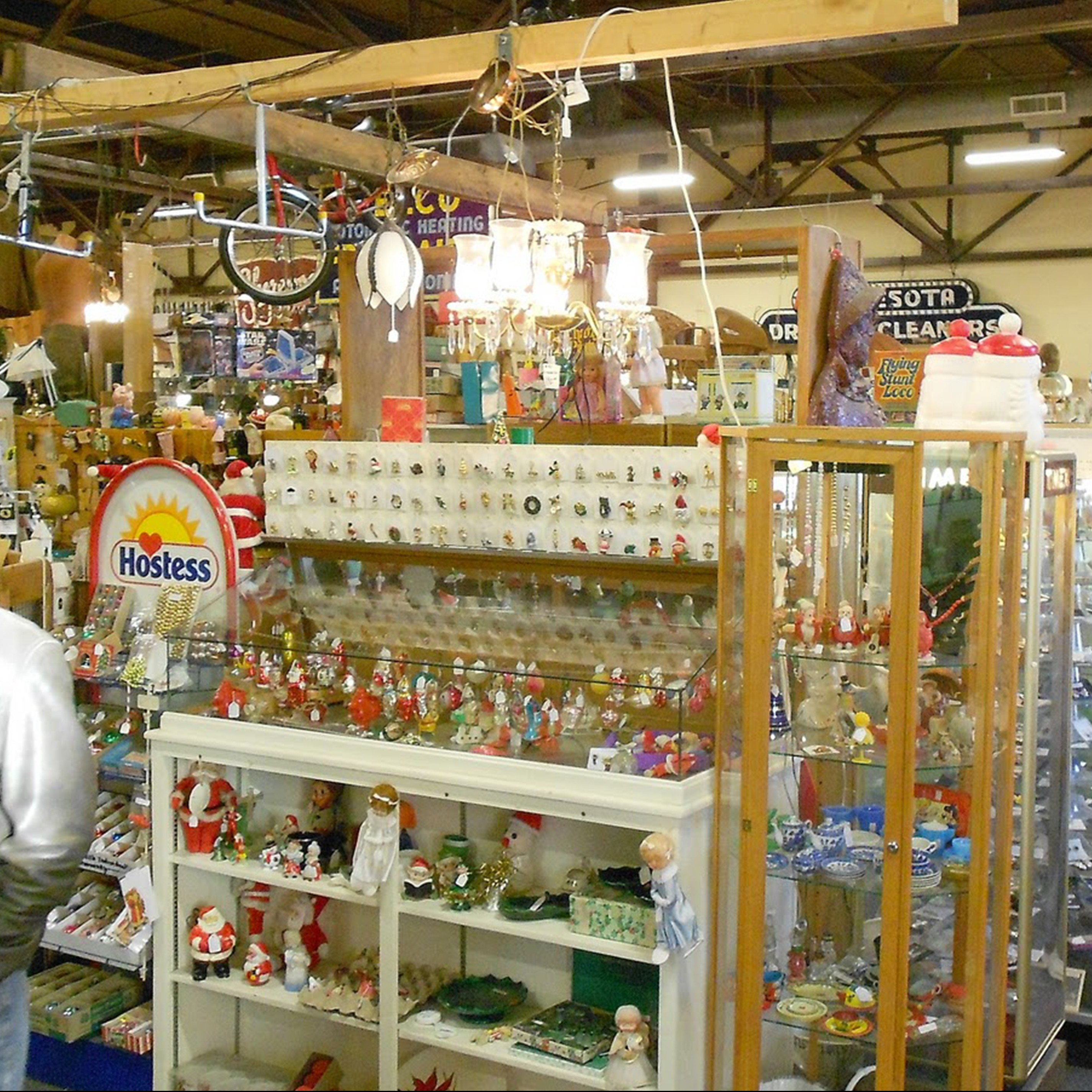 Father Time Antiques and collectibles