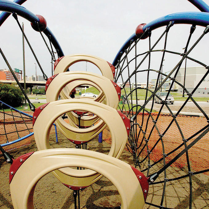 playground equipment in Duluth
