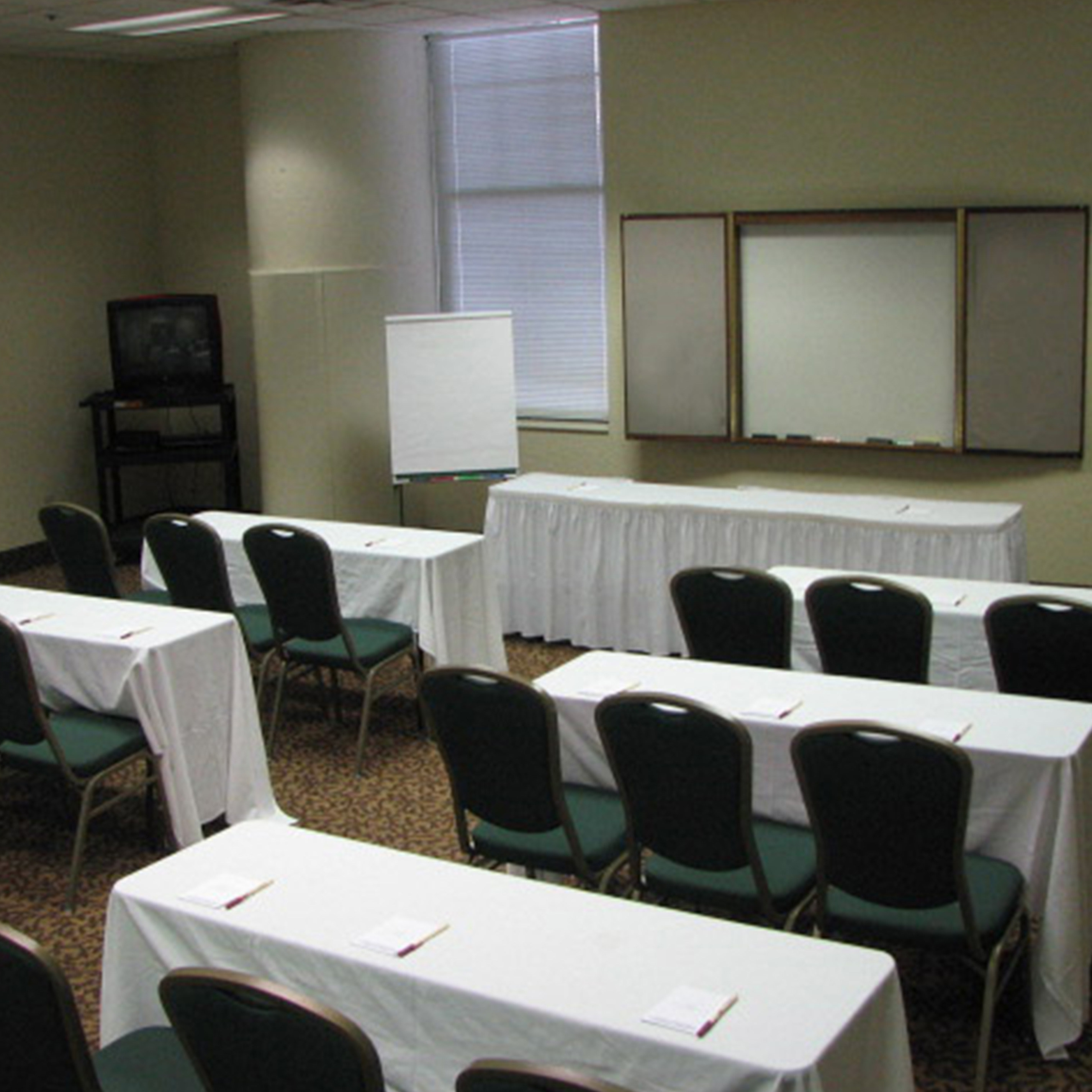 The Suites Duluth conference room