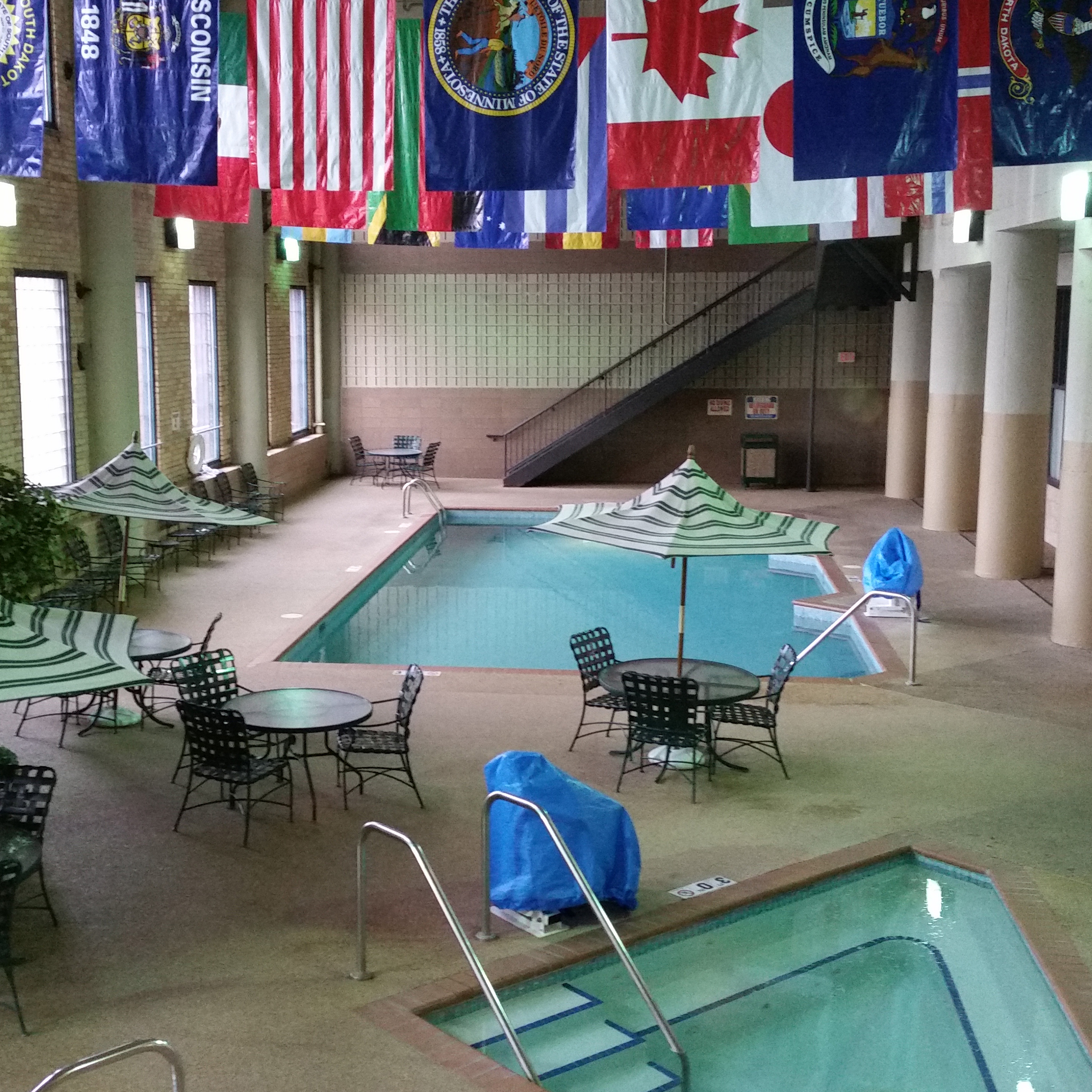 The Suites Duluth Pool