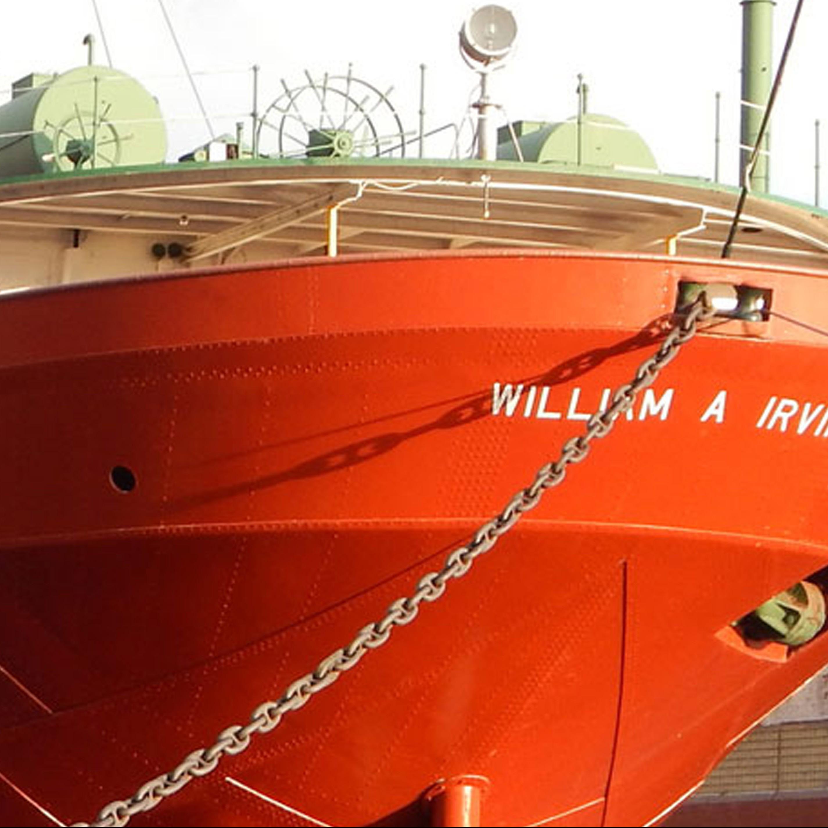 William A Irvin