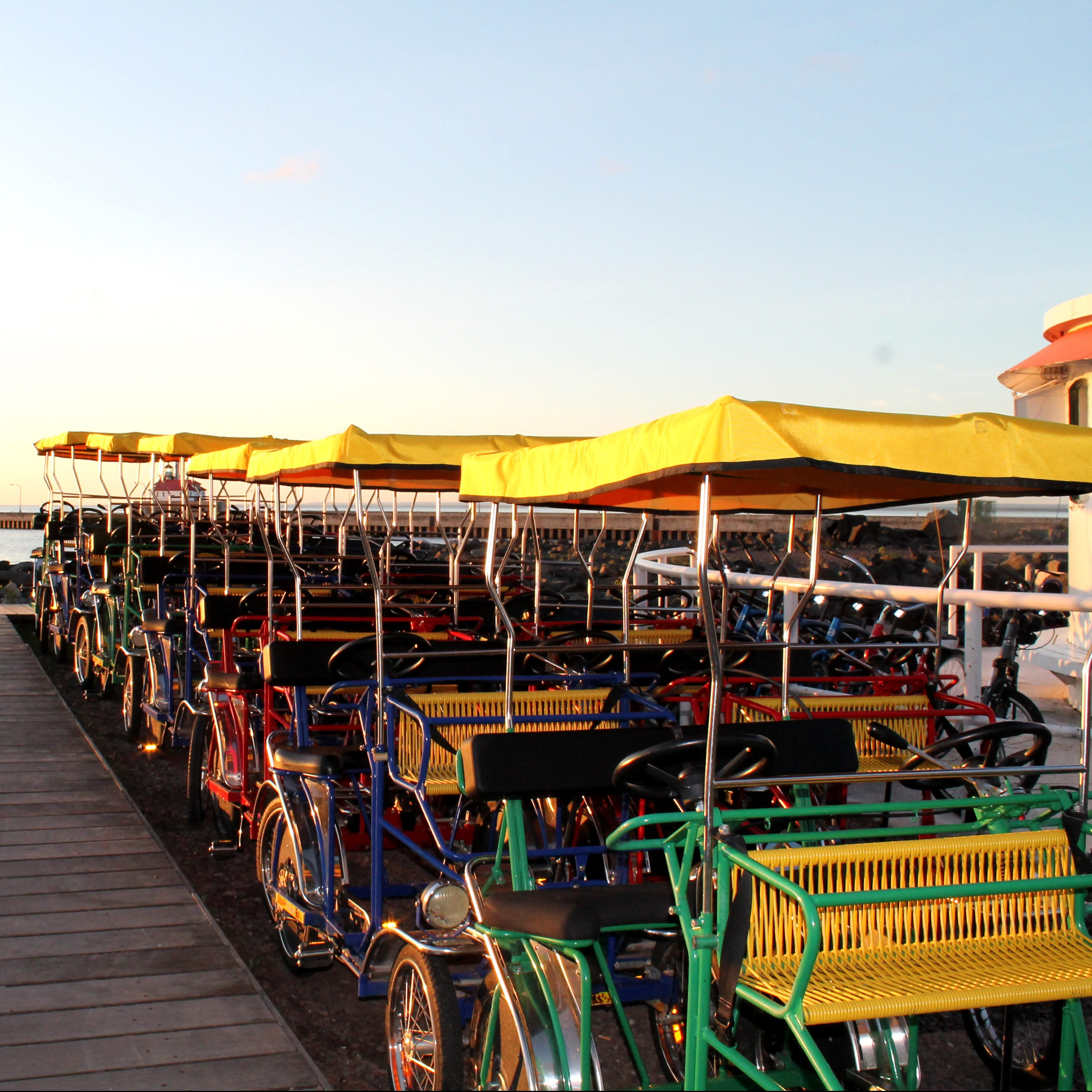 Wheels of Fun Bike Rentals