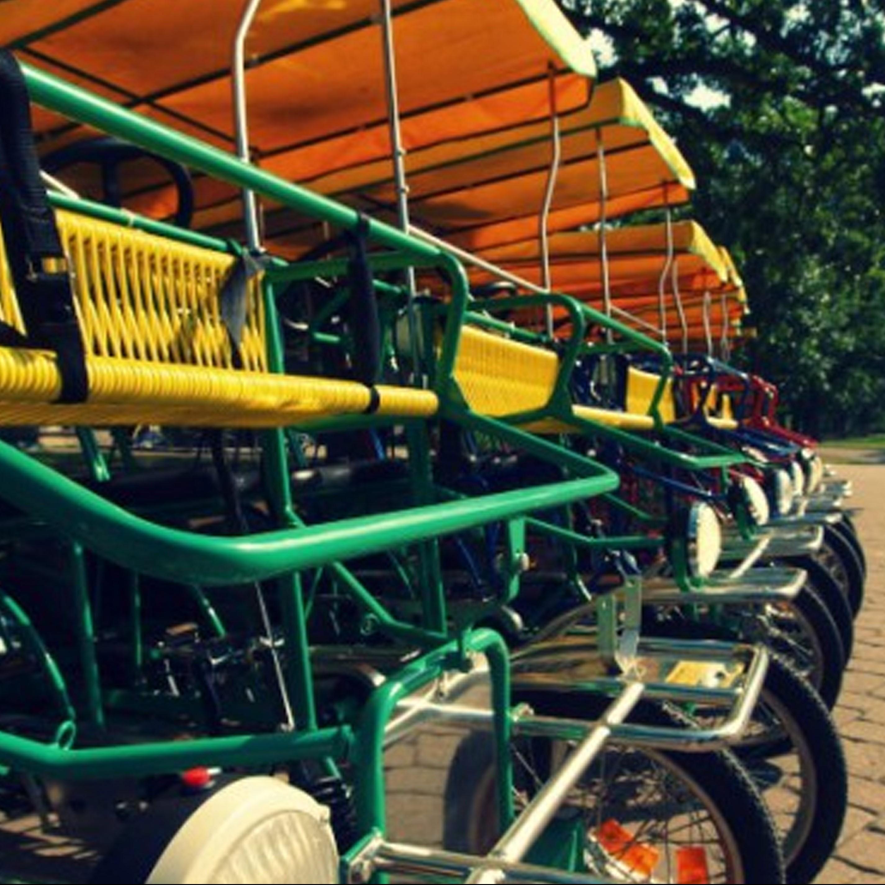 Canal Park Bike Rentals