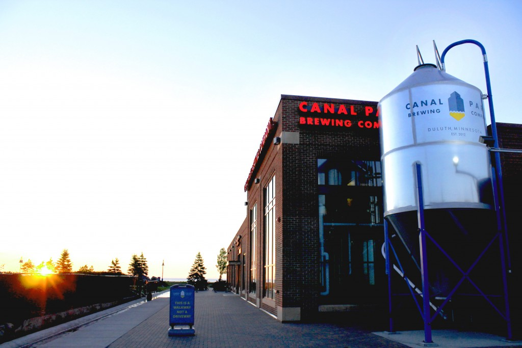 Canal Park Brewery, Sunrise