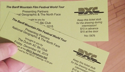 Banff Mountain Film Festival Tickets