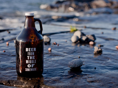 Canal Park Brewery Growler