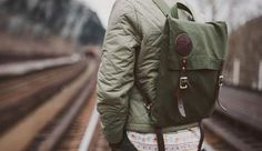 Scout Pack in Drab Green