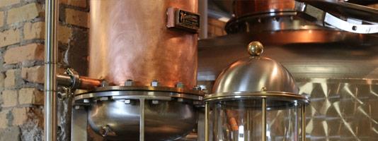 Vikre Gin Distilling