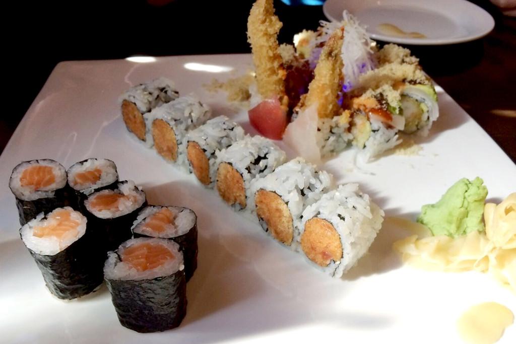 Sushi in Duluth MN