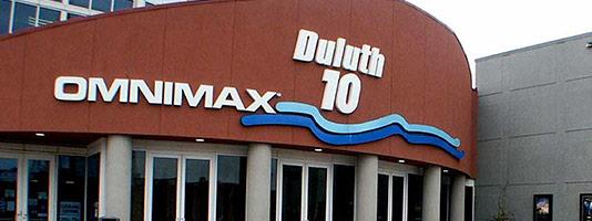 Marcus Cinema Duluth 10 Building Exterior