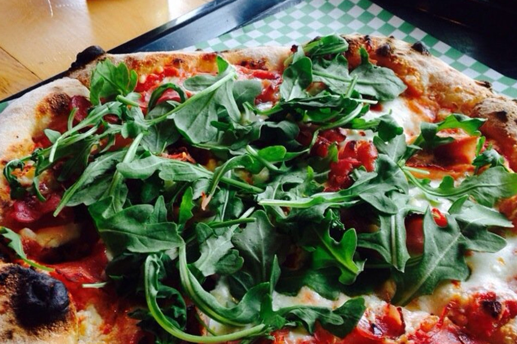 Brick Oven Pizza from Vitta Pizza