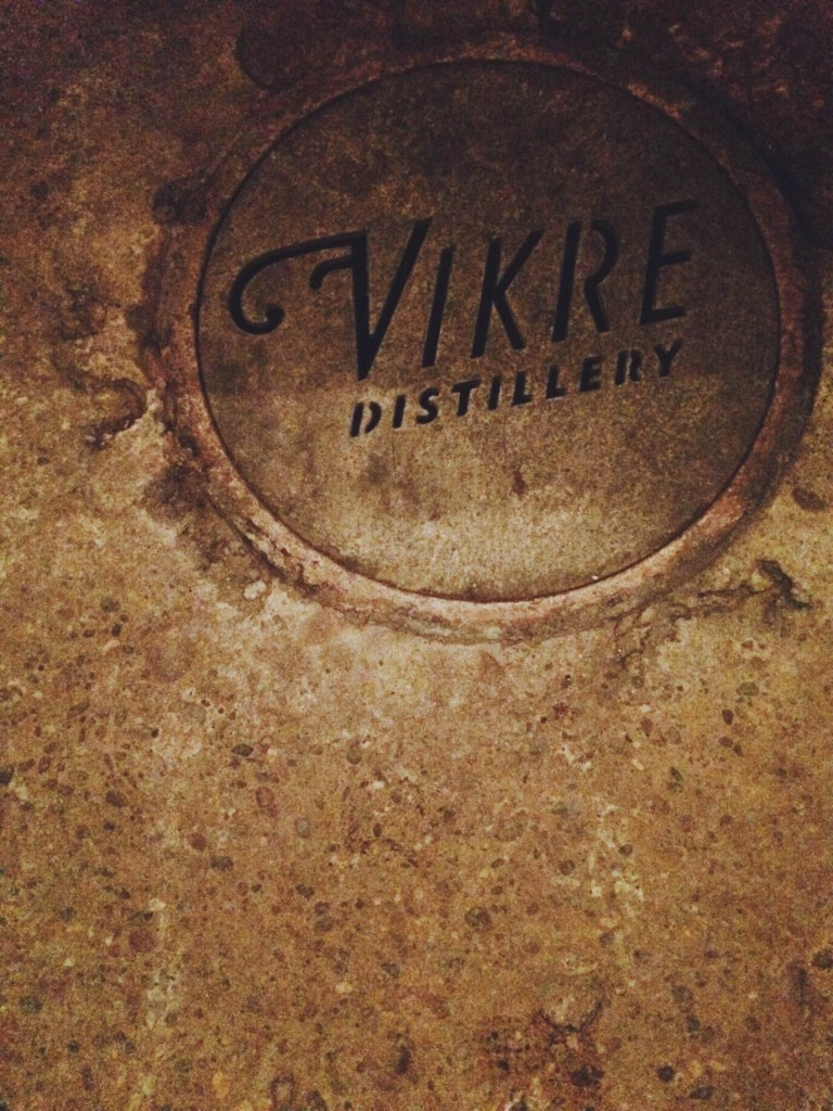 Vikre Distillery Logo Dululth