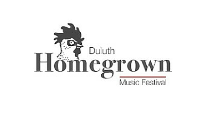 Duluth Homegrown Music Festival Logo
