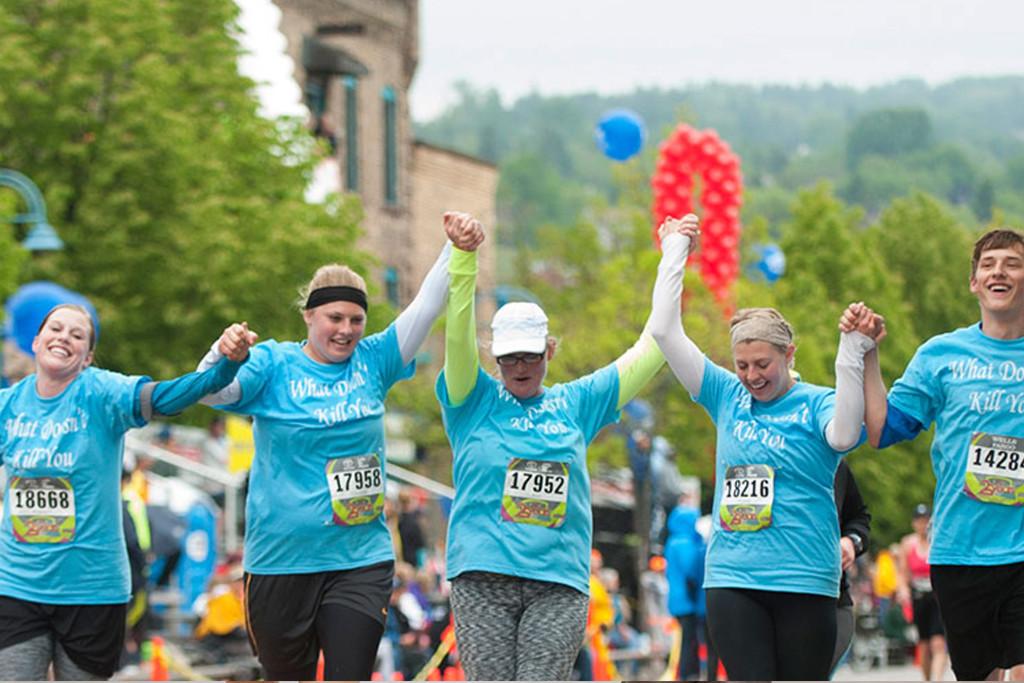 Grandma's Marathon Finishers