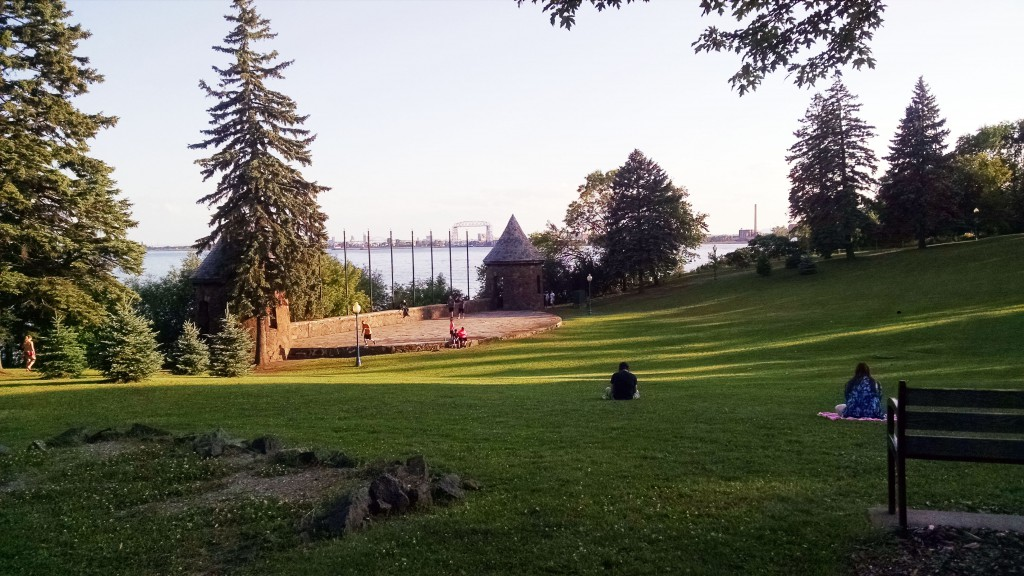 Leif Erickson Park