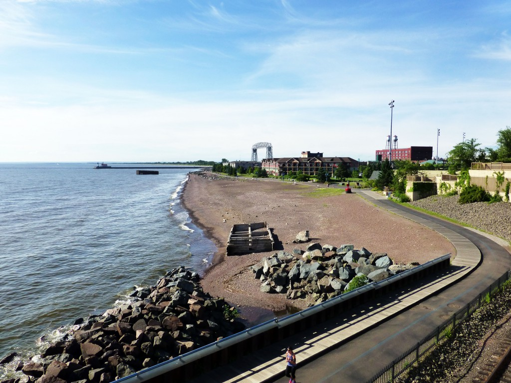 Duluth Lakewalk & Boardwalk