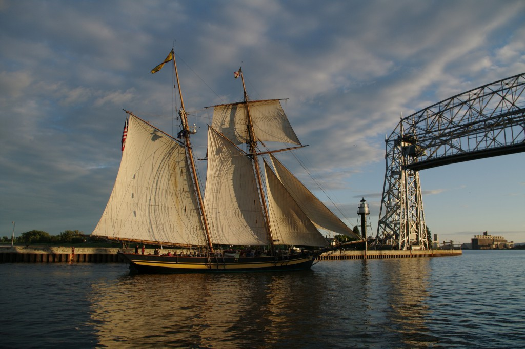Tall Ships Festival in Duluth