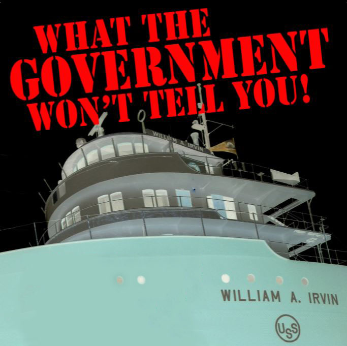 Duluth Haunted Ship 'What the Government Won't Tell You '