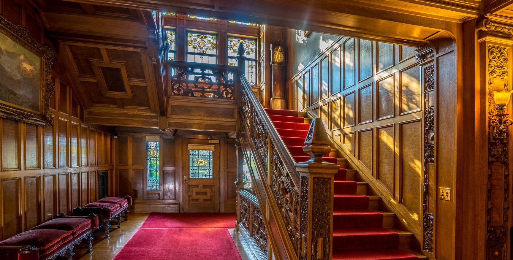 Glensheen Main-Staircase