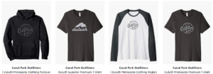 Canal Park Outfitters Apparel 1