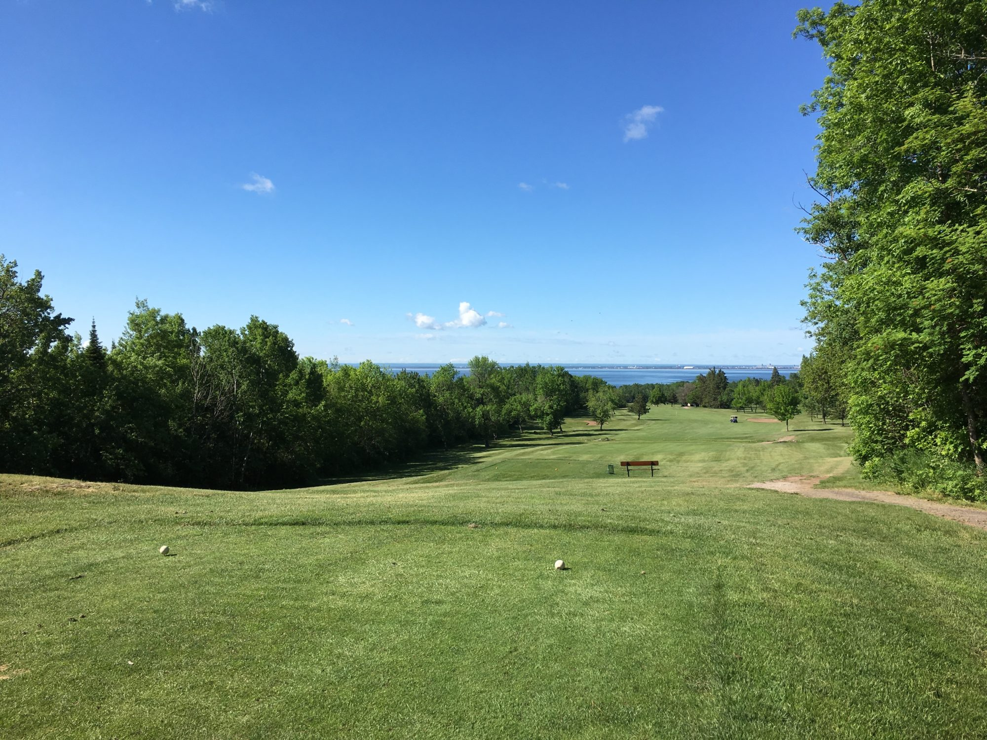Lester Park Golf_Lake Superior View Duluth MN