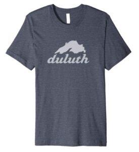 Duluth Minnesota Tee