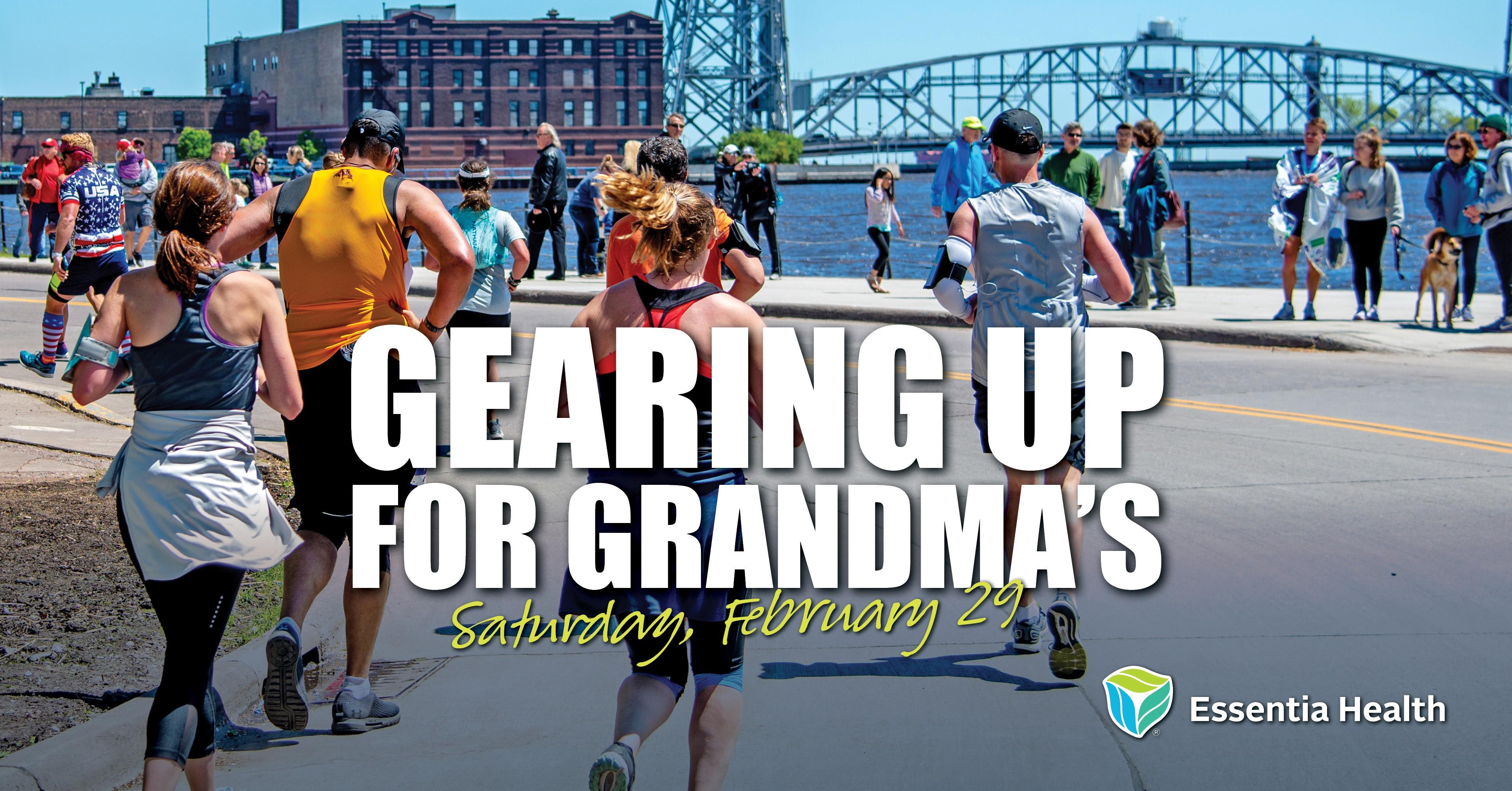Grandmas Gearing Up 2020