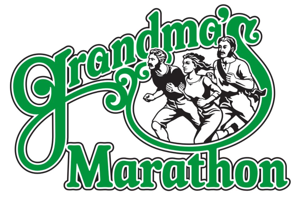 Grandmas Marathon Logo